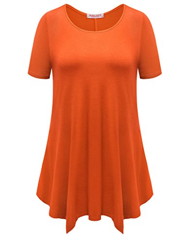 BELAROI Womens Basic Solid Sleeve