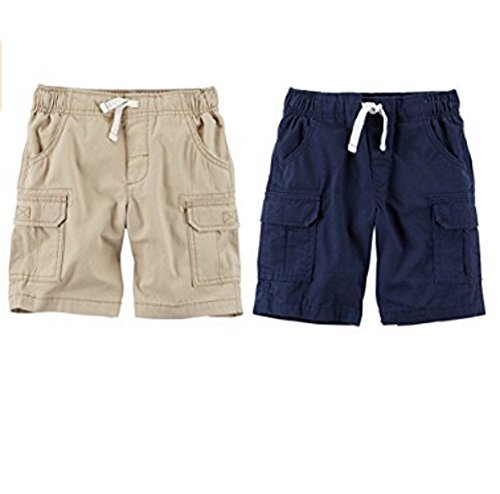 Carters Baby Lightweight Pull Shorts