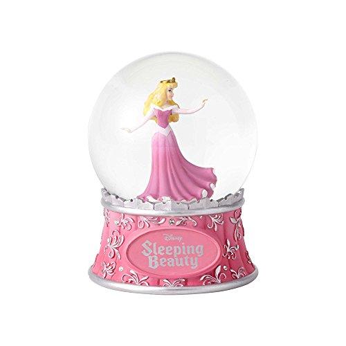 "(Enesco Disney Showcase Sleeping Beauty, 5.5"" Stone Resin and Glass Waterball)"