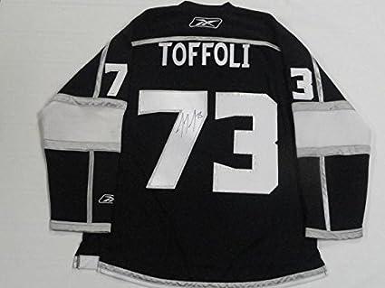 Tyler Toffoli Signed Jersey - Reebok 2014 Stanley Cup Coa - JSA ... 250395252
