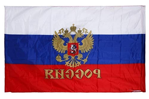 Bubble-Princess - USA Russian National Flag Hanging Flags Office/Activity/Parade/Home Decoration Banner For Festival Tour 90 x 150cm