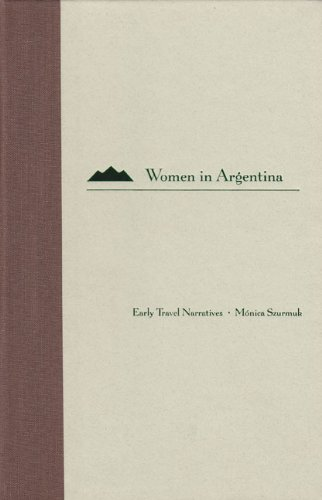 Women in Argentina pdf epub