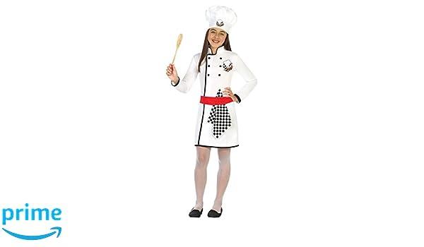 Atosa- Disfraz Cocinera, 5 a 6 años (22154): Amazon.es: Juguetes y ...