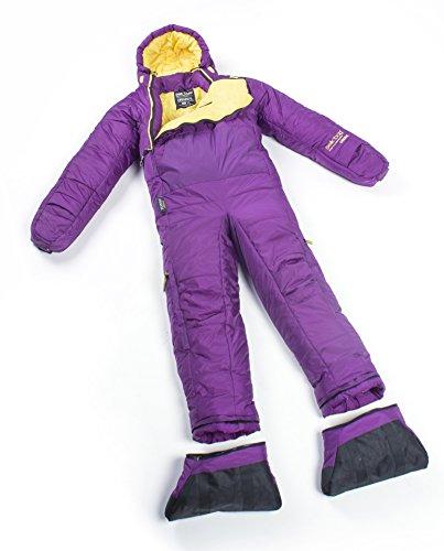 wearable sleeping bag purple haze
