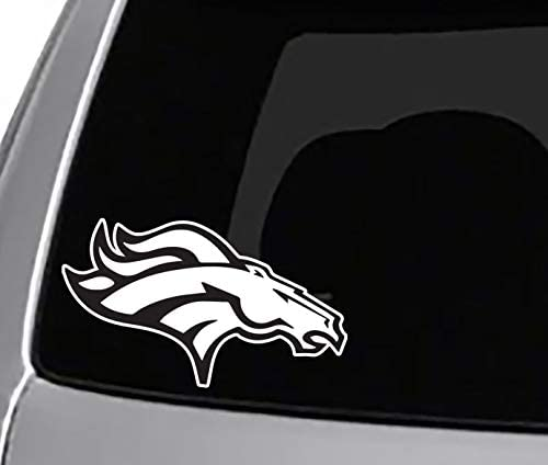 Denver Broncos Decal Sticker Football Sports CAR Truck Window