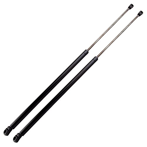 Front Hood Lift Support Struts Gas Springs Shocks for 2003-2007 Cadillac CTS Compatible with 6307 SG130092 Strut Set of 2 ()