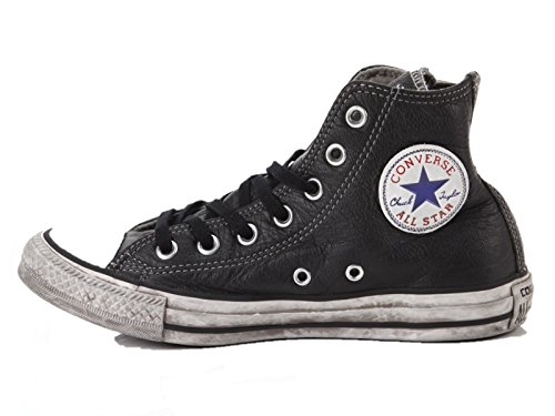 1c14fa31 Sneaker Star Donna Polacco Pelle 38 Leather All Converse Hi qPgEW6
