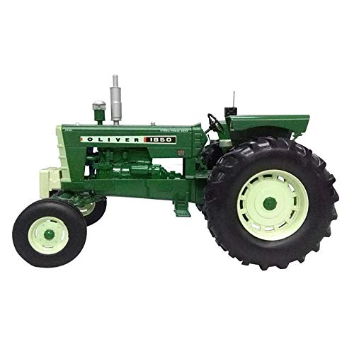 - Oliver 1850 Tractor with Perkins Diesel and Radio 1/16 Diecast Model by Speccast SCT687