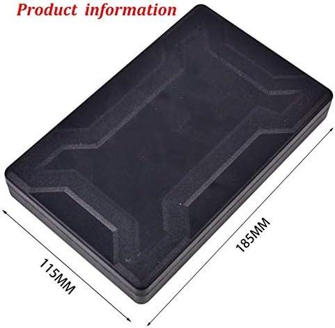 多機能ツールキット 64-IN-1のギフトブラックボックス時計携帯電話解体修理ツールスクリュードライバーツールセット多機能クロームバナジウム鋼のドライバーセット 修理キット 収納ケース (Color : Black, Size : 185x115mm)