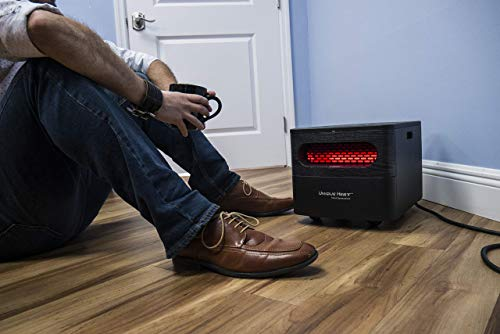 Unique Heat Next Generation Portable Infrared Space Heater