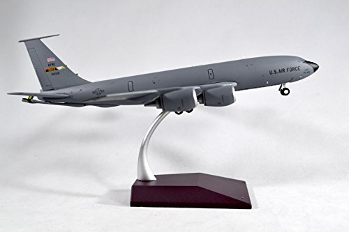 GeminiJets USAF 940th ARW Beale AFB, CA Boeing KC-135R Stratotanker Diecast Airplane Model #60-0331 With Stand 1:200 Scale Part# G2AFO667