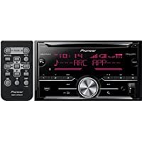 Pioneer FH-X730BS CD Receiver (Black) + $5 Newegg Gift Card