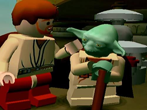 The Jedi Temple In Ruin (Lego Star Wars The Complete Saga Game)