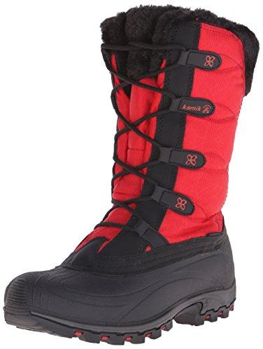 Kamik Kvinna Fästning Boot Red