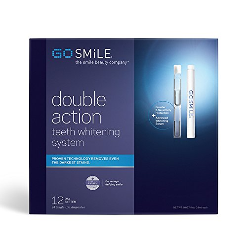 Amazon Com Go Smile On The Go Teeth Whitening Pen Duo 2