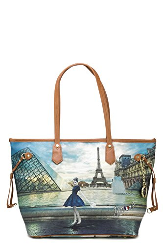 NOT Y FEMME Paris 319 MEDIUM BAG SAC K SHOPPING rrSwxqCd