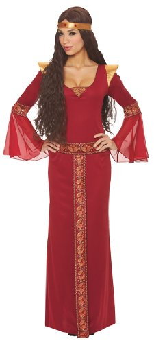 Women LG (12-14)- Womens Renaissance/Medieval Guinevere (Guinevere Medieval Costumes)
