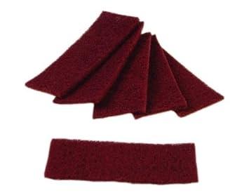 10 x paquete de ropa más limpia de tubería de cobre para los fontaneros herramienta de limpieza de soldadura: Amazon.es: Bricolaje y herramientas