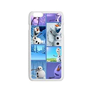 diy zhengFrozen lovely snow doll Cell Phone Case for iphone 5c