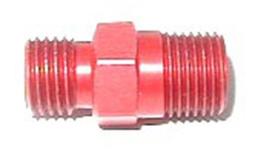 - NOS 17953 Red Anodized Aluminum -3AN to 1/8