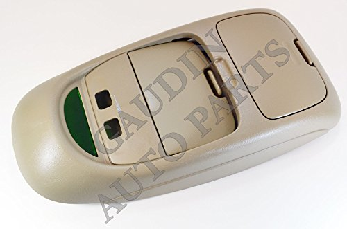 Genuine Ford 2C3Z-25519A70-AAB Overhead Console Assembly - Overhead Console For A Ford F250