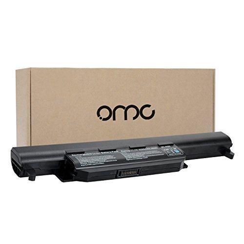 OMCreate-Battery-for-Asus-U57A-K55A-K55VD-K55VM-K55N-K55-A55A-X55A-X75A-X55U-X55C-X55V-R500A-R500V-fits-PN-A32-K55-A33-K55-A41-K55-12-Months-Warranty-Li-ion-6-Cell
