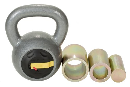 Rocketlok 24 36 Adjustable Kettlebell