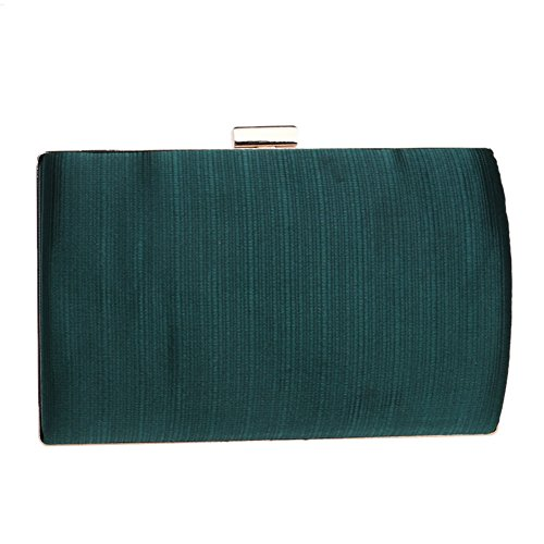 Dinner 's Women HKC FashionWedding Stripe Ladies Evening Bag Pattern 1 Bag Silk Totes zzwROEq