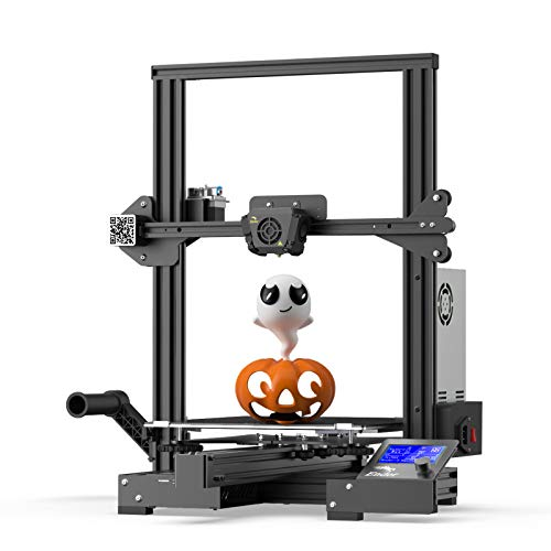 Official Creality Ender 3 Max FDM 3D Printer by MKK, Metal 3D Printer with Larger Build Volume 300 x 300 x 340mm, 2…