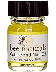 Best All Natural Cuticle Oil - Bee Naturals Nail Oil...