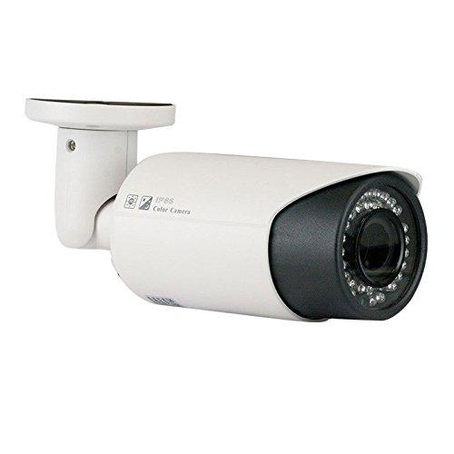 "HD-CVI 1/2.8"" 2.0 MP 1080P 2.8~12mm Lens 42 LEDs Motorized Z"