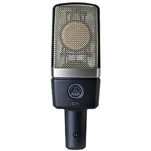 AKG C214 - Micrófono de condensador