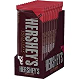 HERSHEY'S Special Dark Chocolate Candy Bars, Extra Large (Pack of 12)