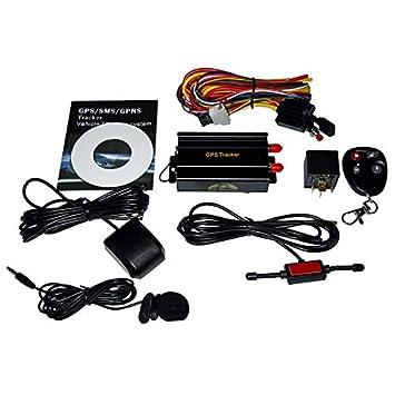 Luxtech Localizador de Vehículos TK103B GPS para Coche ...