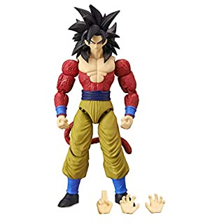 Dragon Ball Super - Dragon Stars Super Saiyan 4 Goku Figure (Series 9)
