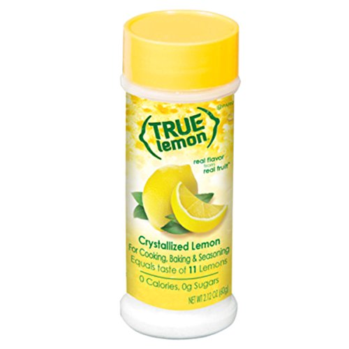 True Lemon Shaker Crystallized Lemons 1 Ct