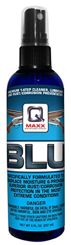 QMAXX BLU Pump Spray, 8 oz.