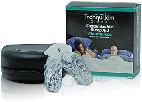 Amazon.com: Tranquillam Sleep Custom Molded Night Mouth ...