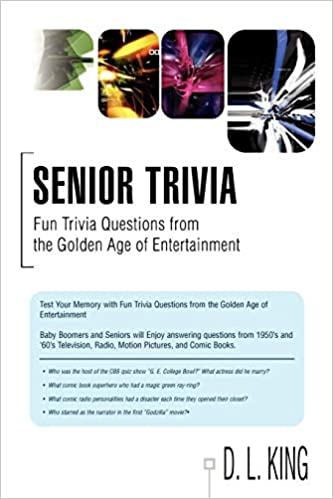 picture about Printable Trivia for Seniors known as Senior Trivia: Enjoyment Trivia Concerns against the Golden Age of