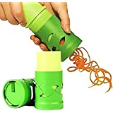 Vegetable Fruit Processing Twister Cutter Slicer Device Kitchen Utensil Tool