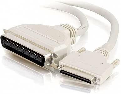 C2G/Cables to Go 28152 LVD/SE VHDCI .8mm 68m to SCSI-1 C50m (6 Feet, Beige)