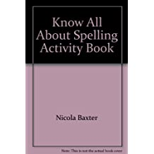 Know All About 02 Spelling