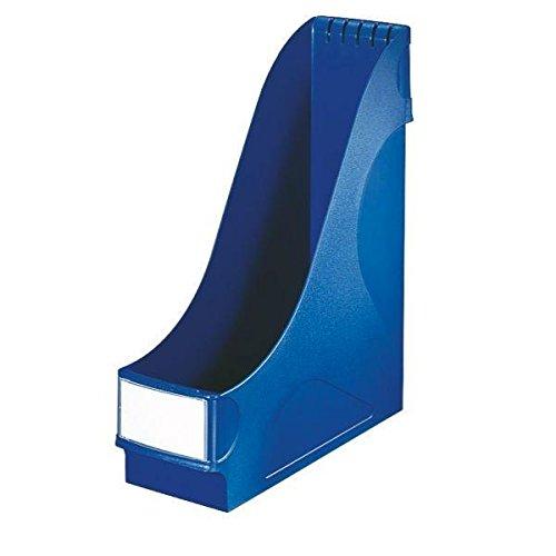 8er Sparpack Leitz 2425 Stehsammler, extrabreit, A4, sehr stabil und standsicher (8, blau) B0165DY48E  | Up-to-date-styling