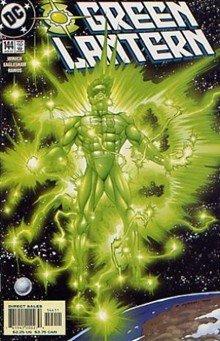 (Green Lantern (3rd Series), Edition# 144)