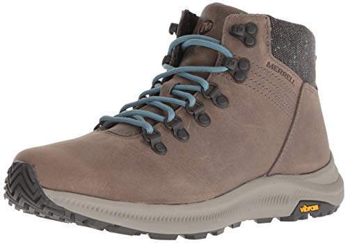 Merrell Women's Ontario MID Hiking Shoe, Boulder, 07.5 M US