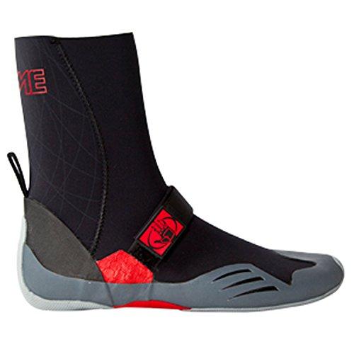 Body Glove Prime Round Toe 5MM Wetsuit Booties in Black sz:10