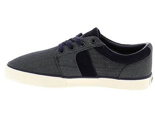 Polo Blu Uomo Shoe Lauren Scarpa Denim Ralph Sneaker Halmoreii Man ne C2060 wE85p6