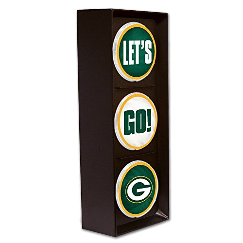 NFL Green Bay Packers Let's Go Light ()