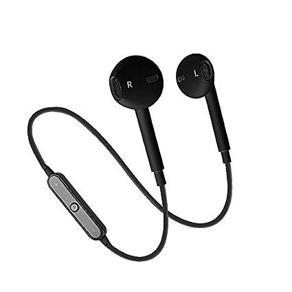 Auriculares Bluetooth inalámbricos para deportes, Auriculares impermeables deportivos con cancelación de ruido de los auriculares