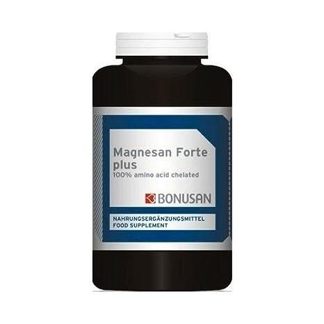 Magnesan Forte Plus 60 comprimidos de Bonusan: Amazon.es: Salud y cuidado personal
